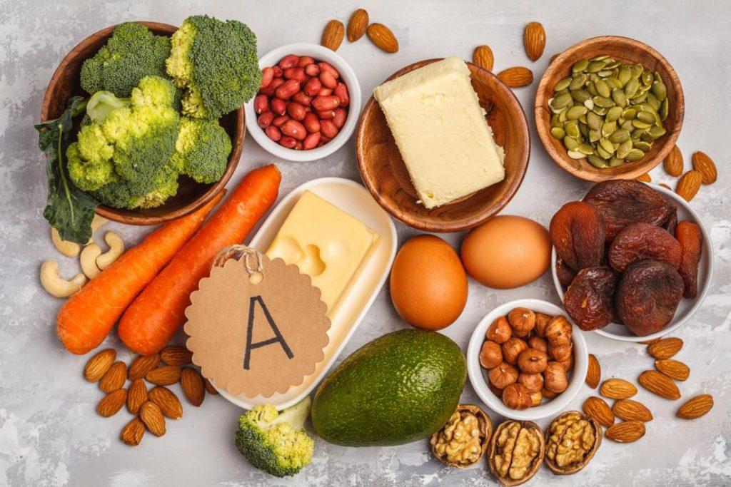 Vitamin A và vai trò quan trọng đối với thị lực - Bệnh Viện Mắt Sài Gòn